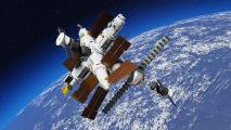 35º aniversário da Estação Espacial Mir