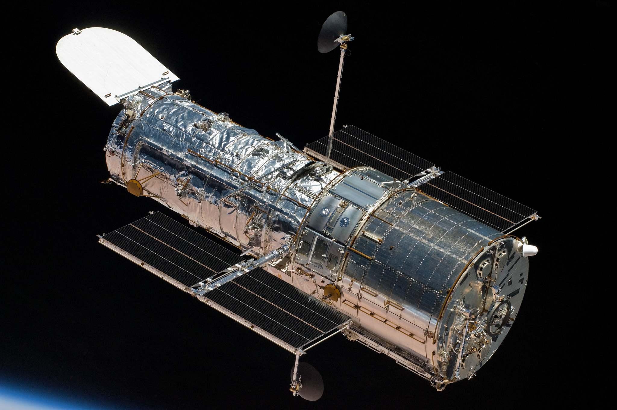 Hubble en modo seguro