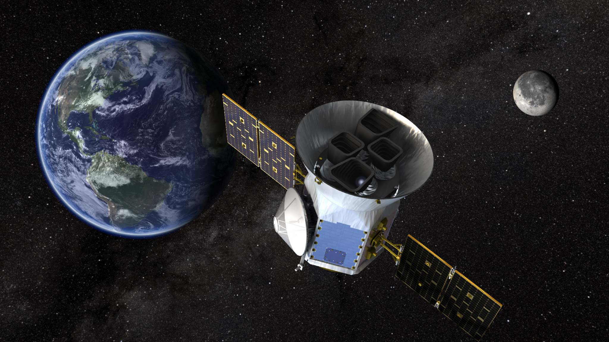 TESS Mission Added