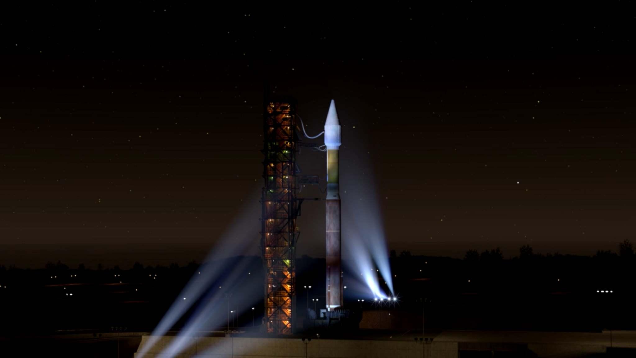 InSight's Launch