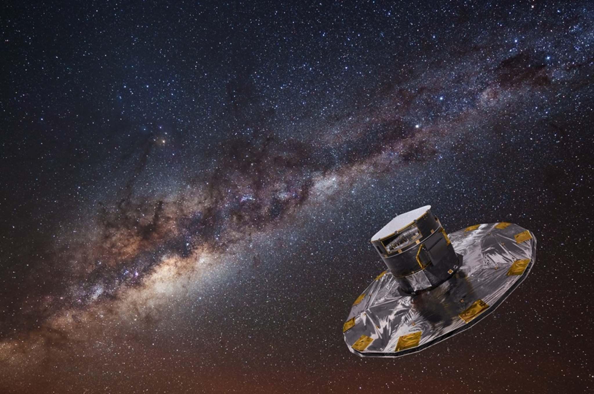 Gaia's Latest Discoveries
