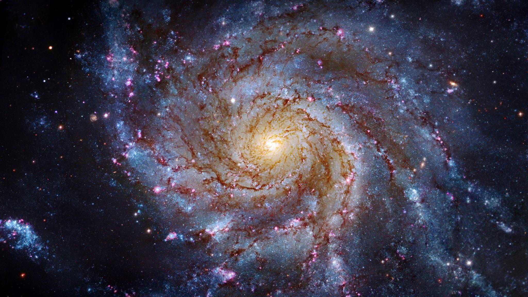 Bright Galaxies for Dark Nights