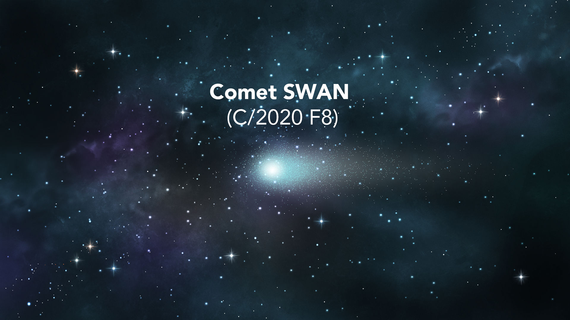 Newly Discovered Comet SWAN Approaches Earth