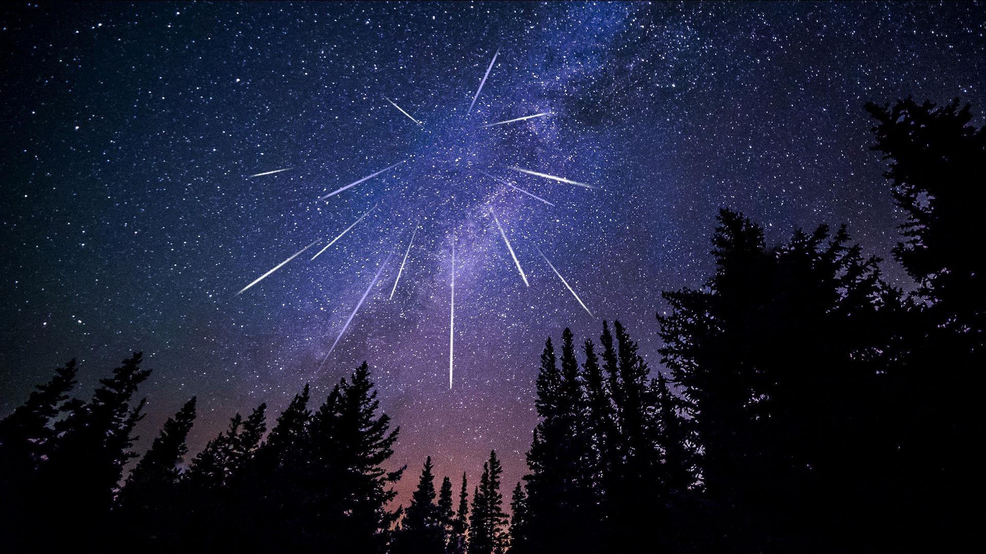 Aurigids Meteor Shower Star Walk