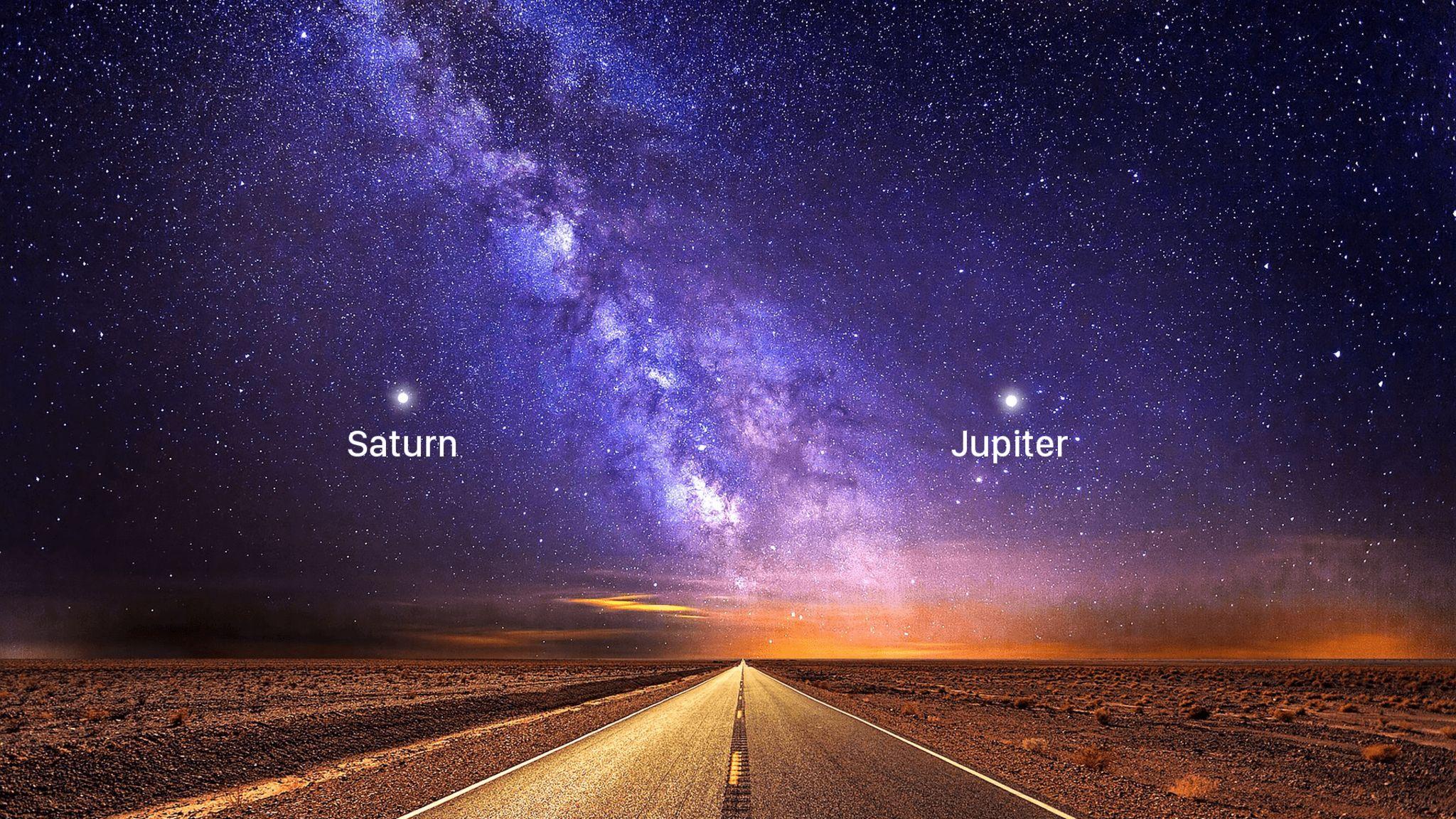 Visitare il Dark Southern Sky