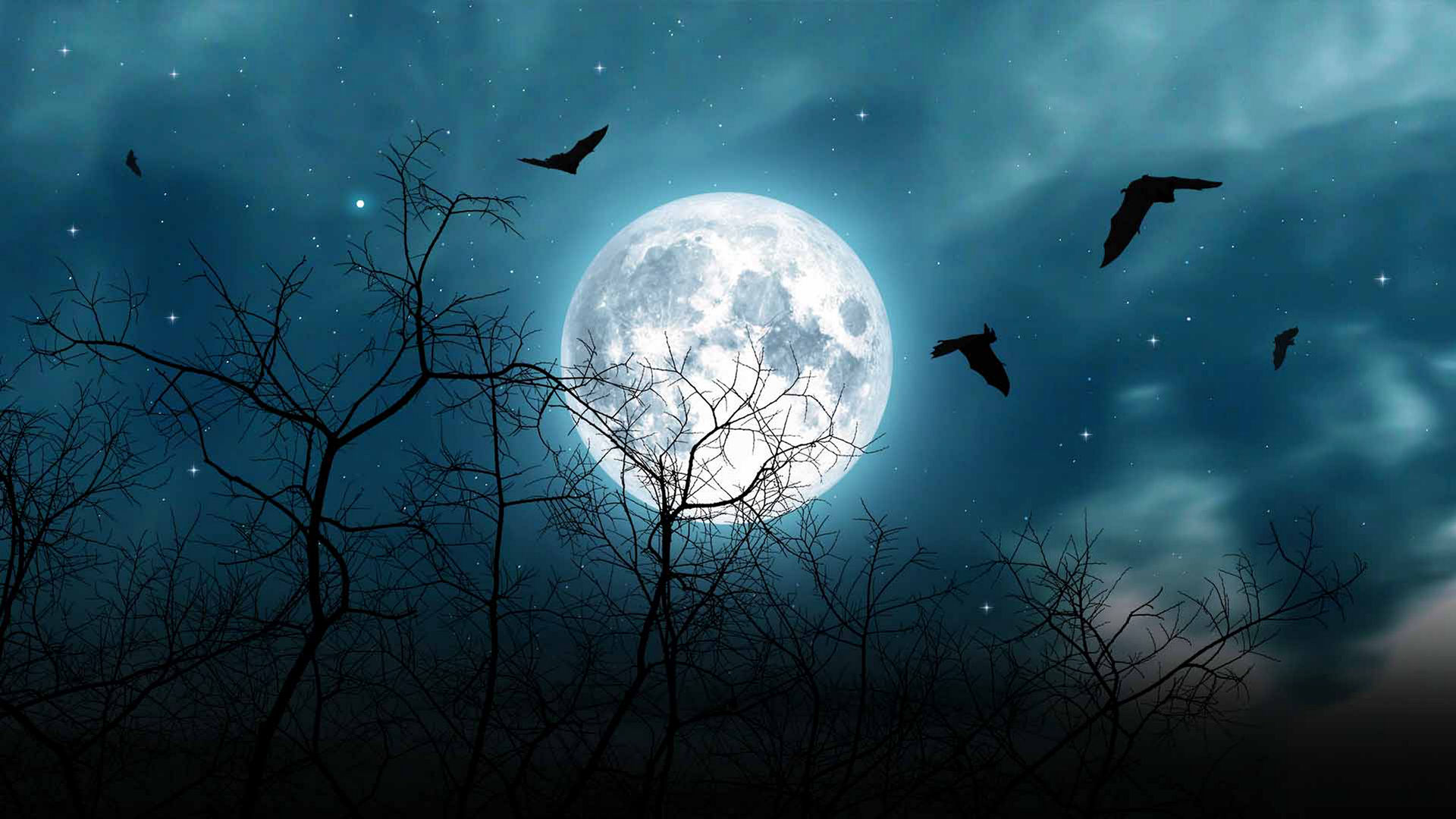 Enjoy the Halloween Blue Moon and Uranus at its brightest!