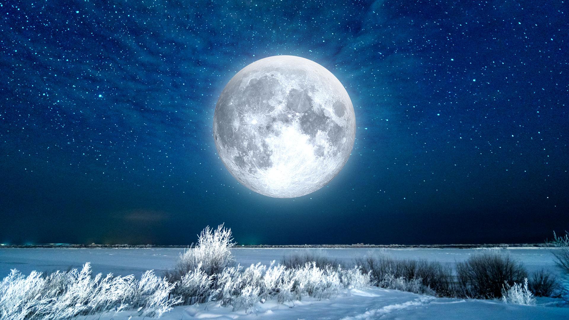 Full Snow Moon 2020: Is It a Supermoon?