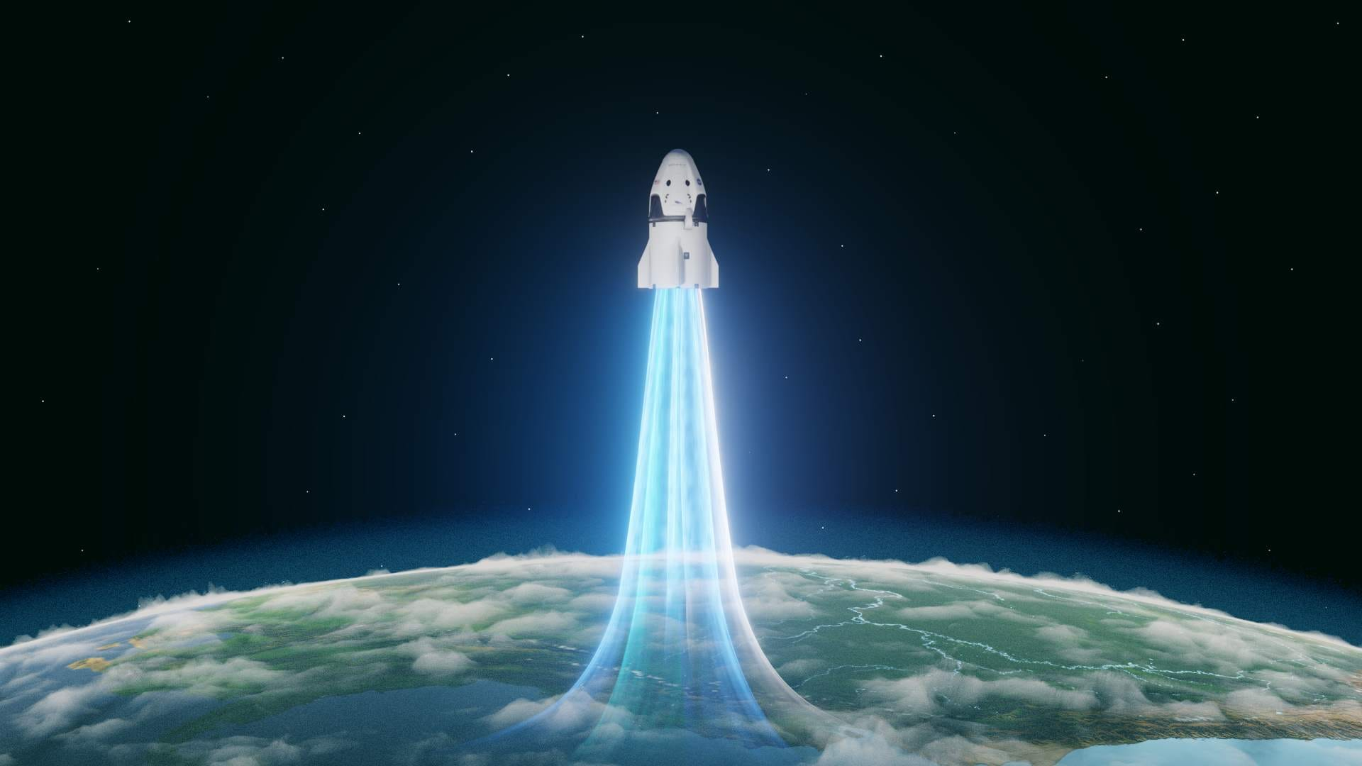Inspiration4 all-civilian orbital mission