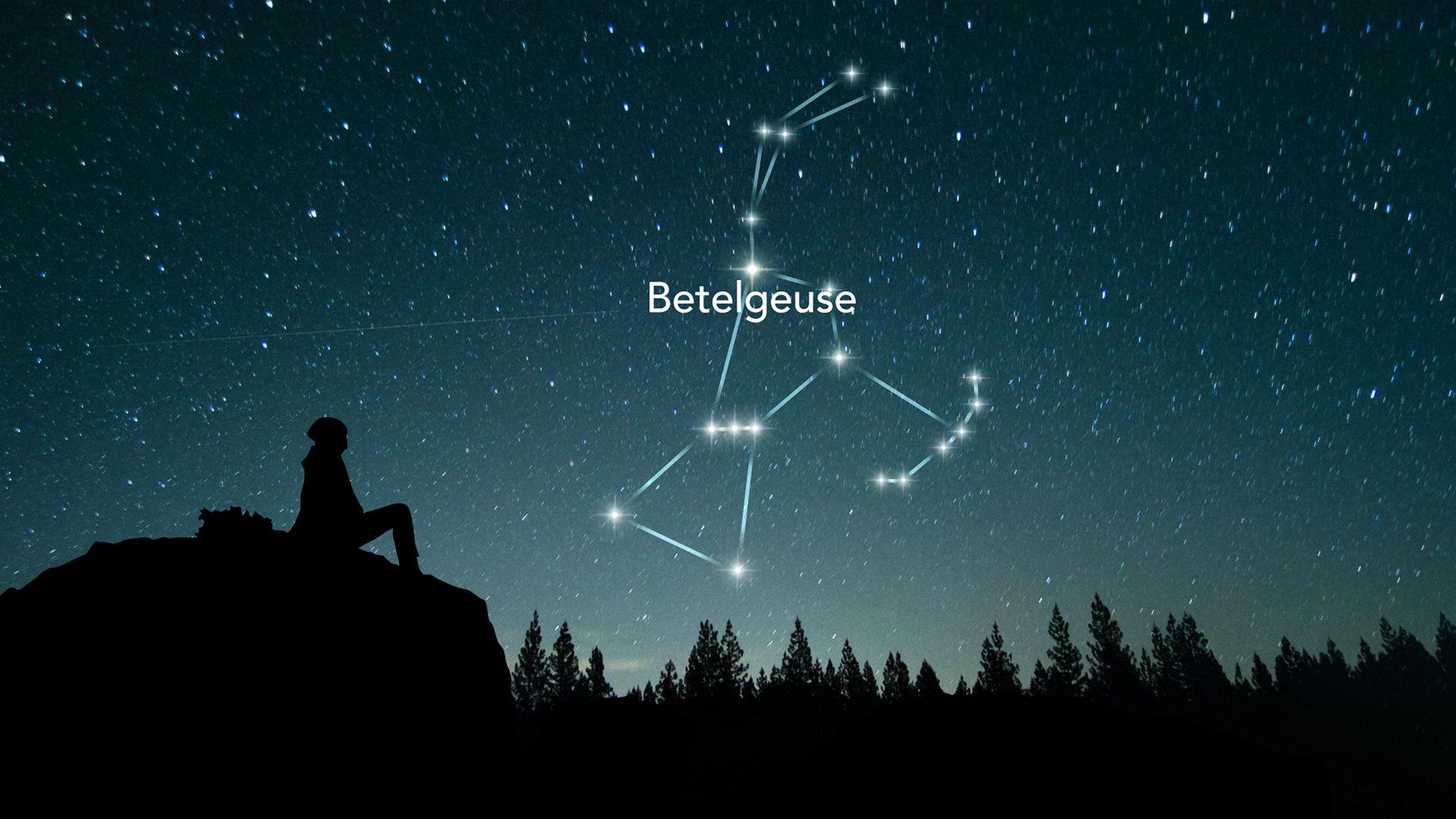 Betelgeuse : 특별한 점은 무엇입니까?
