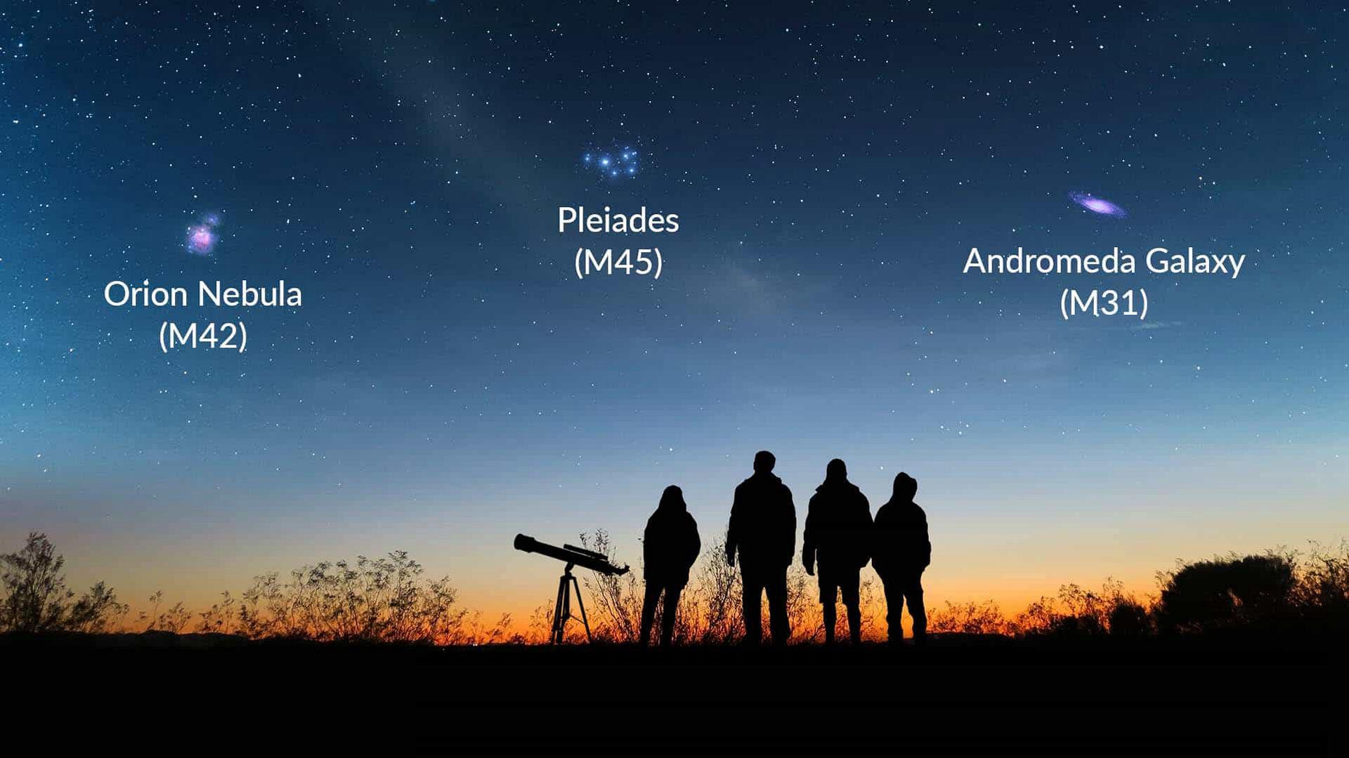 ¡Únete al Maratón Messier 2021!