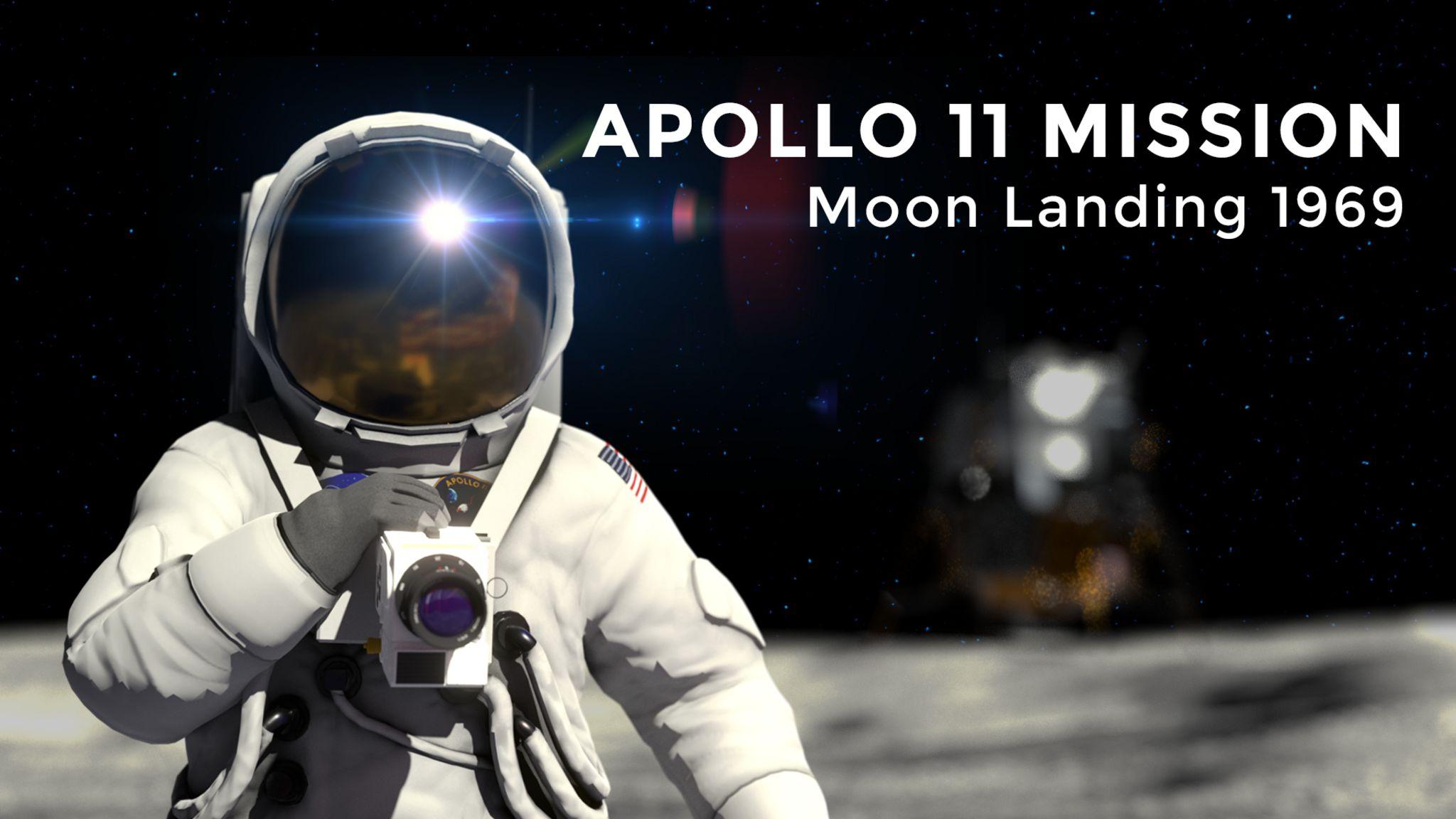 50ème anniversaire de Moon Landing