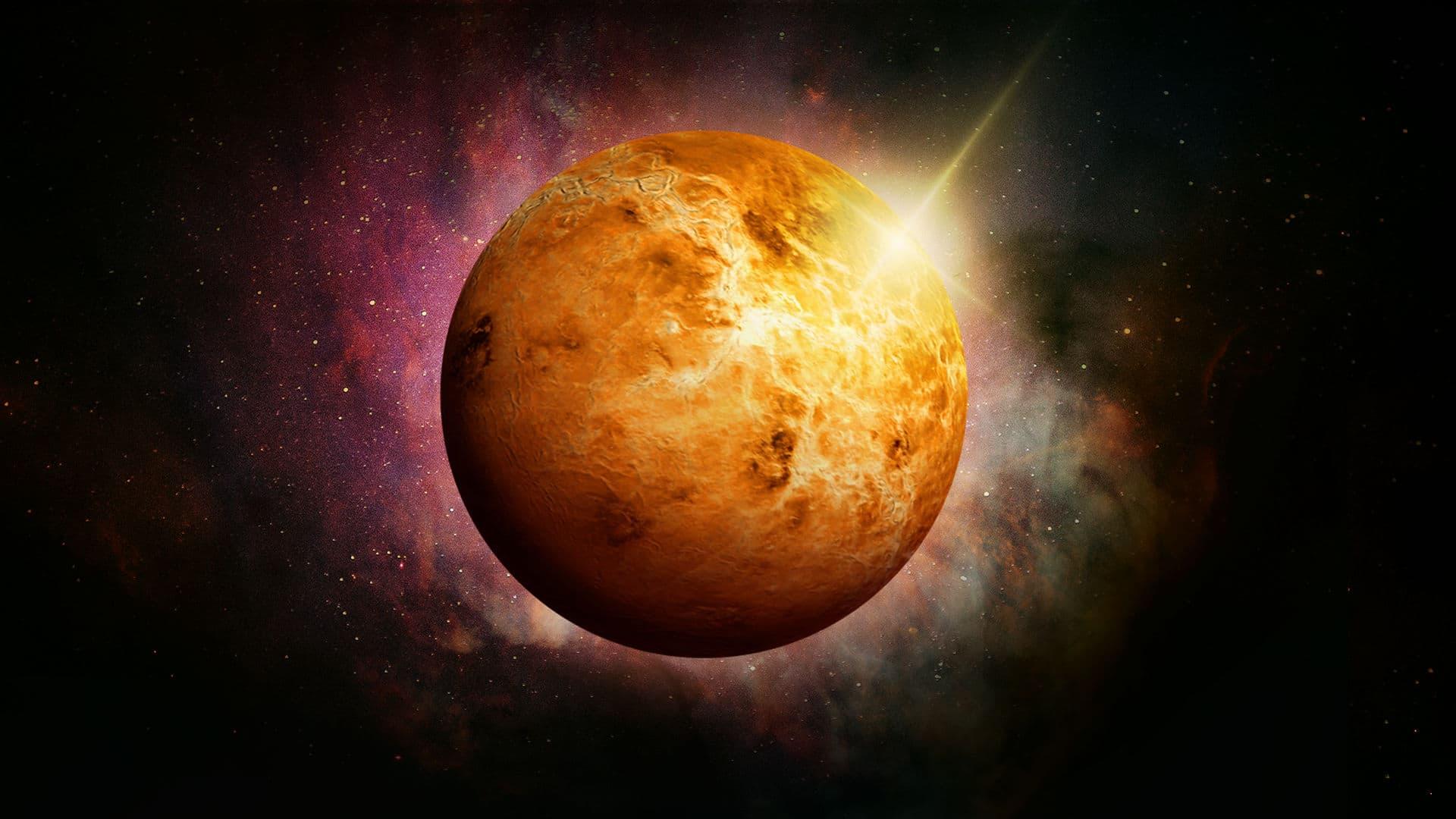 """Der strahlende """"Morgenstern"""" Venus strahlt jetzt am hellsten"""