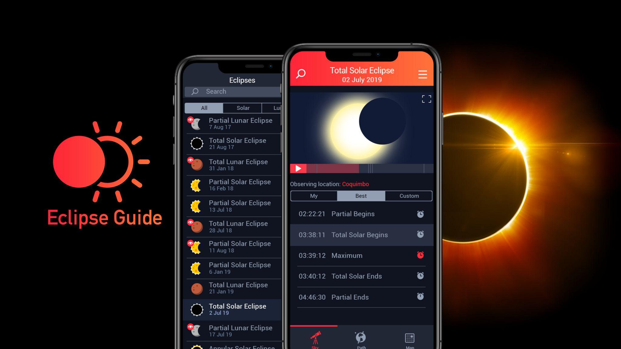Actualización importante de Eclipse Guide