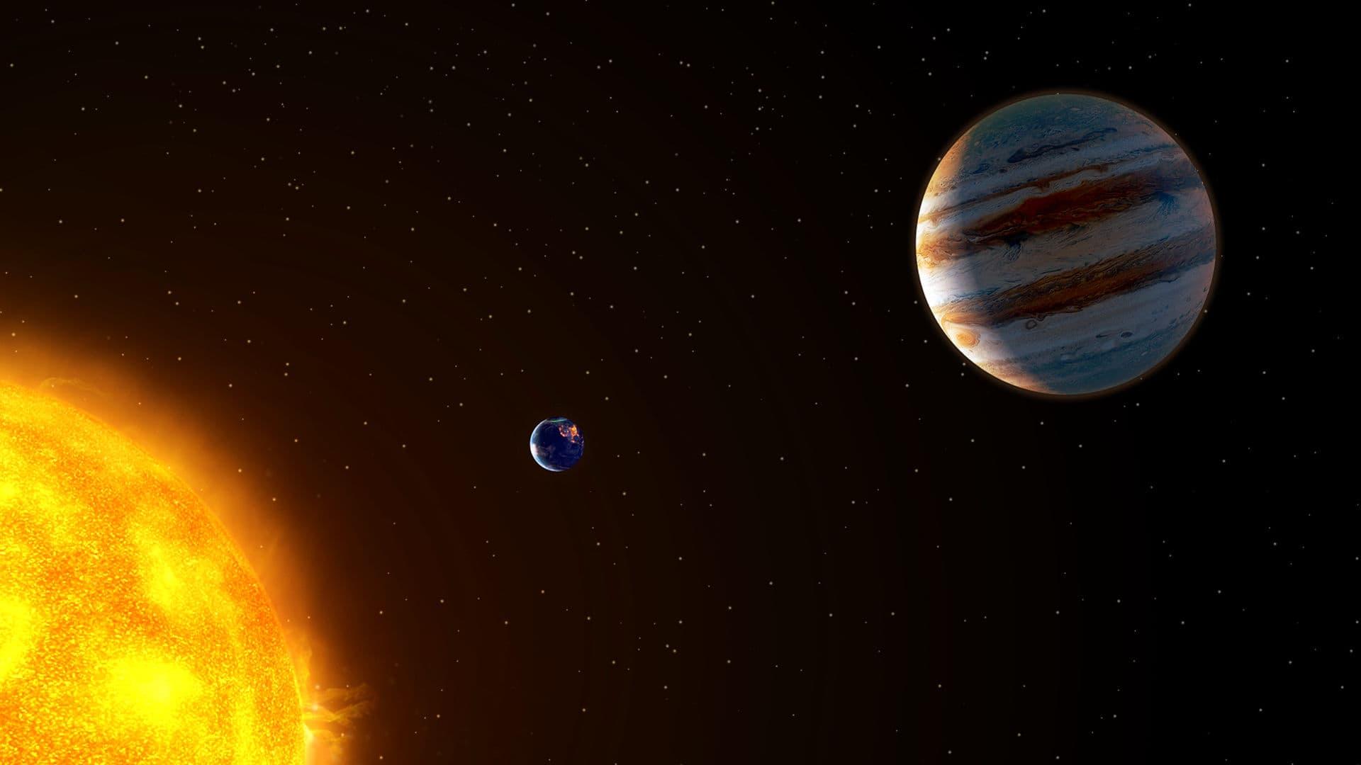 Юпитер в Противостоянии 13-14 июля