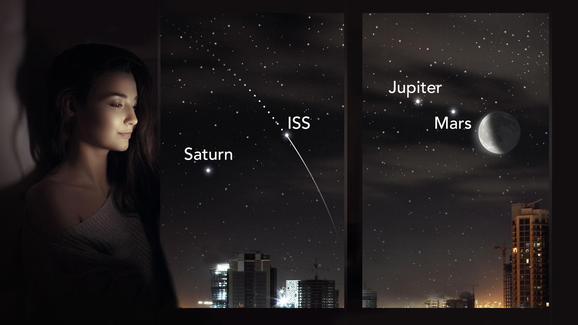Como passar o tempo em casa durante a quarentena? Observar as estrelas, é claro!