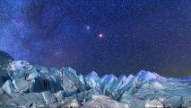 Mars und Plejaden stehen sich seit dem 20. Jahrhundert am nächsten