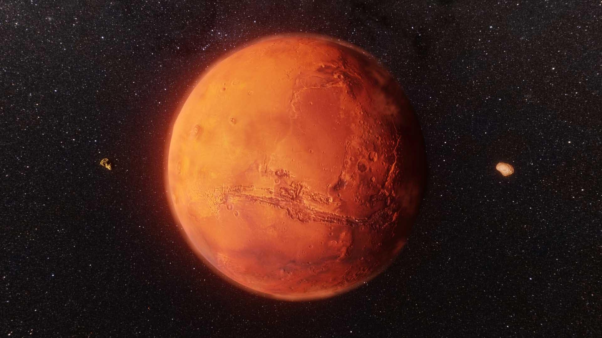 Marte: La guía definitiva