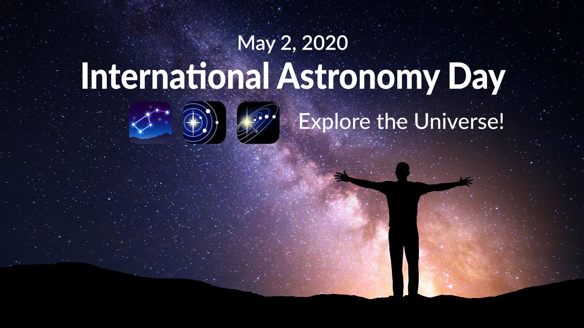 2020年世界天文の日を楽しく過ごしましょう!