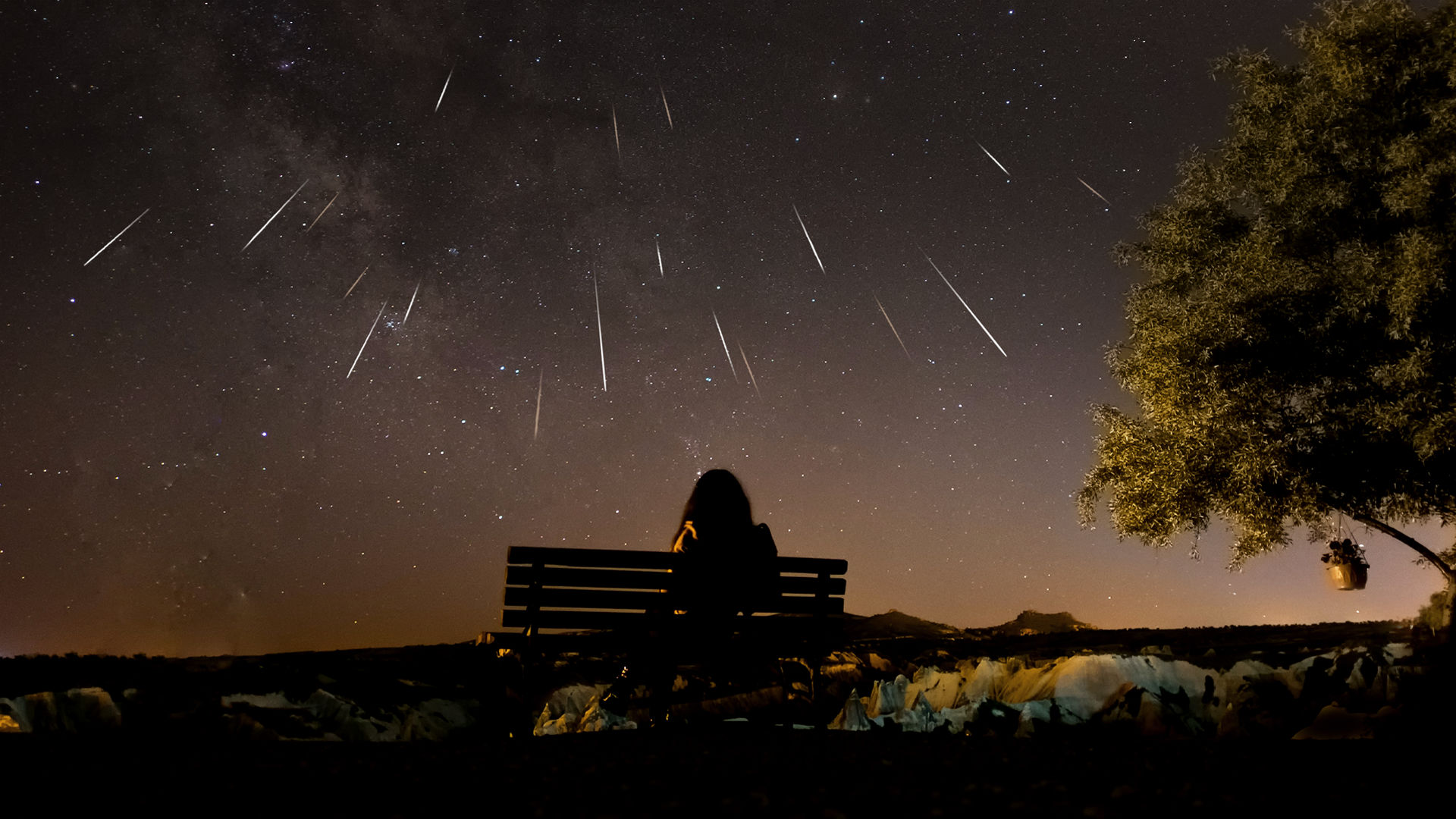 Cómo ver la Lluvia de meteoros Eta Acuáridas en 2020