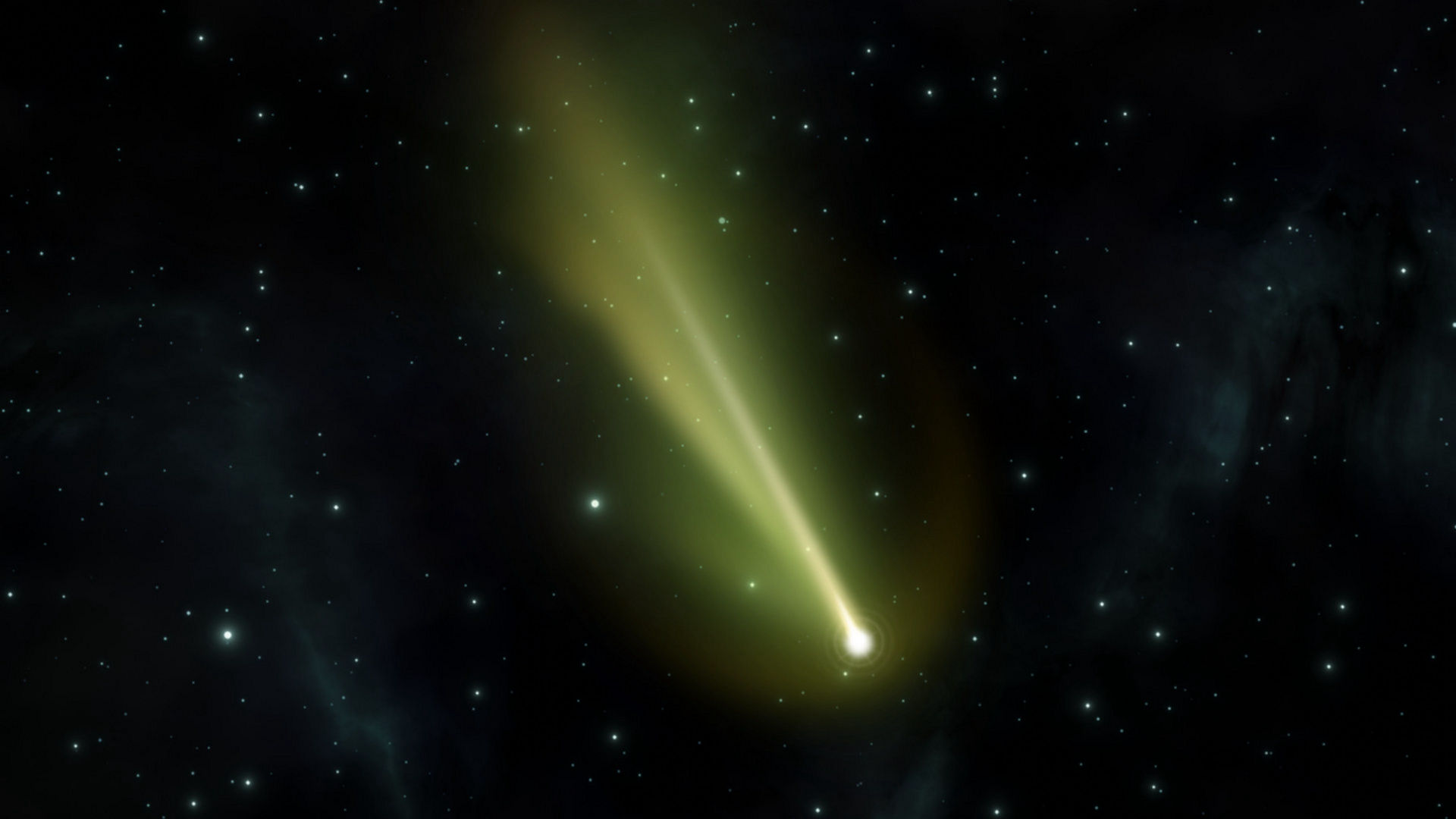 Meet the First Comet of 2021!