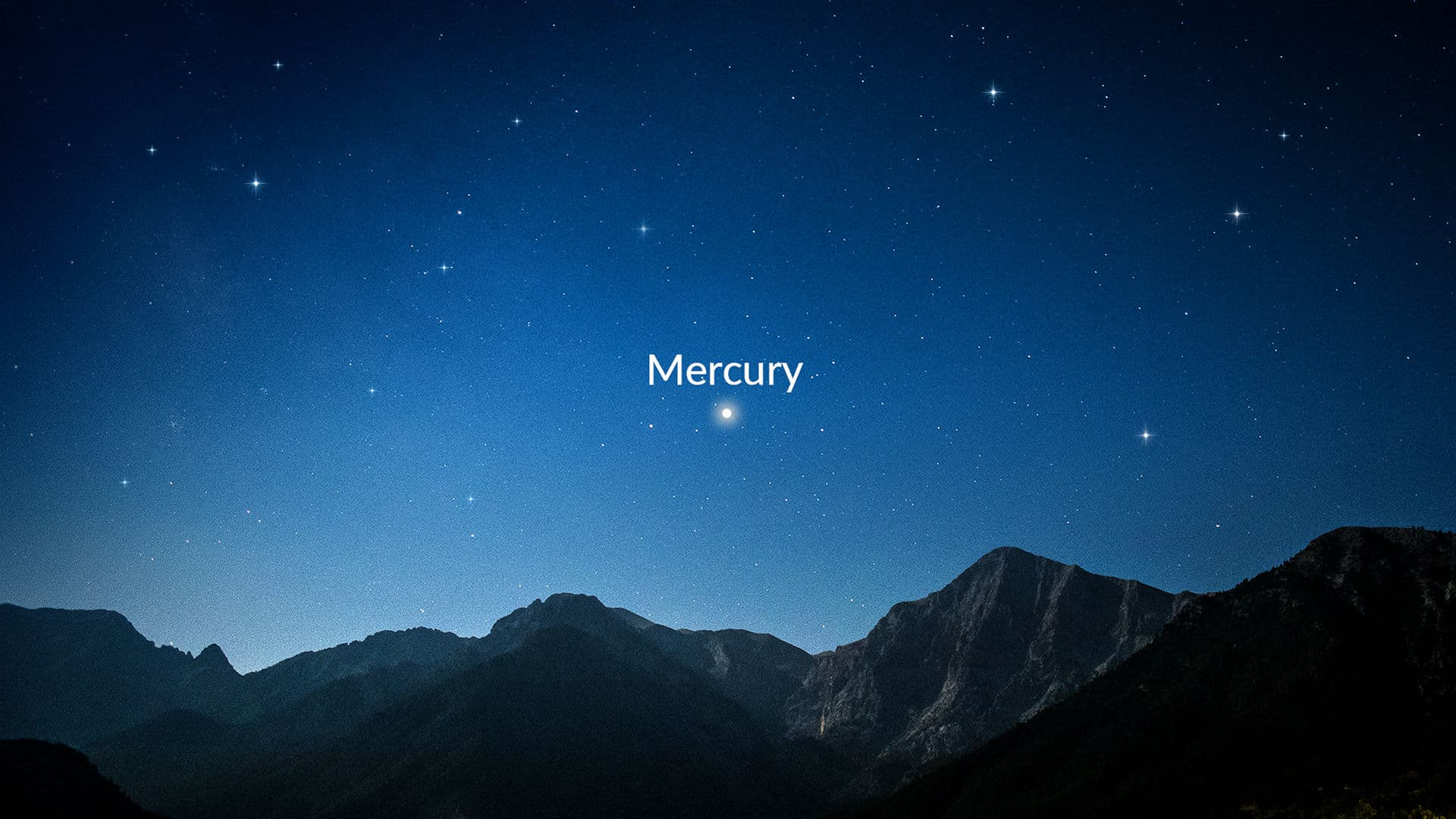 Mercury In July 2020: Catch The Elusive Planet!