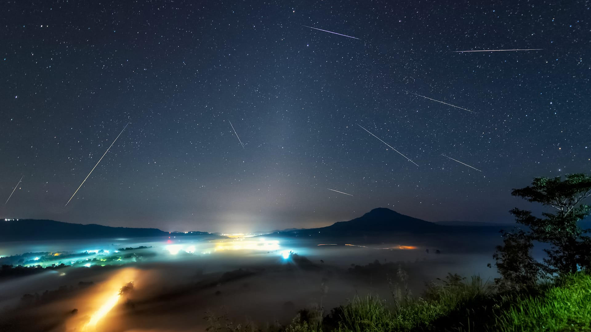 Meteors in July 2021