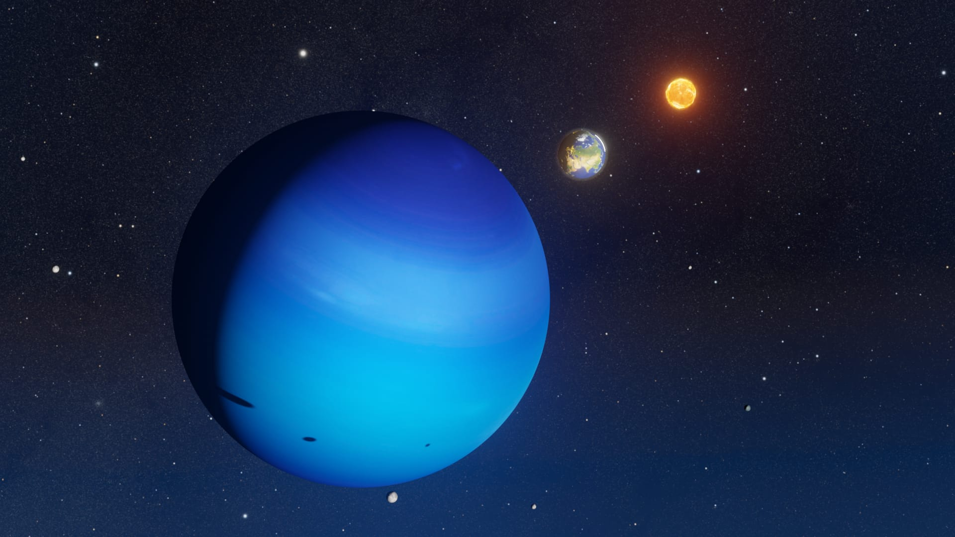 Planet Neptune: Explore the Farthest Planet From the Sun!