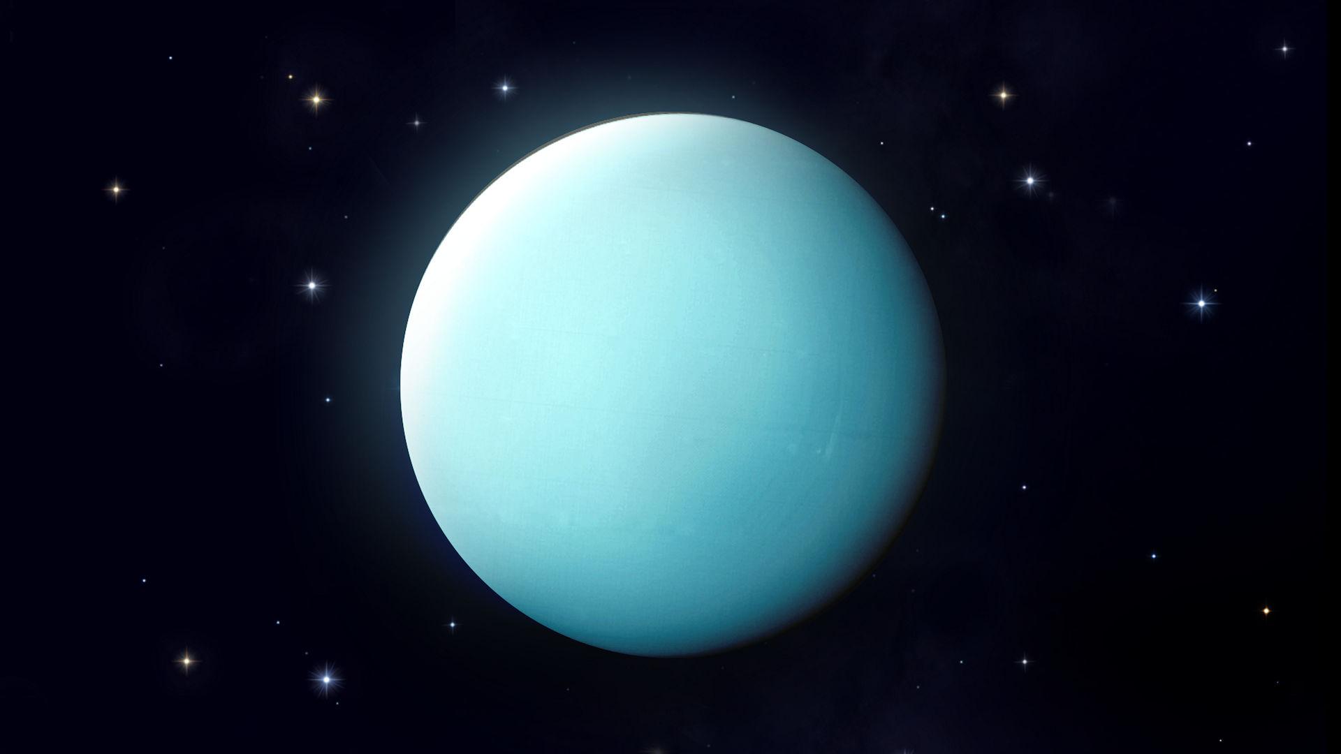 天王星沖日