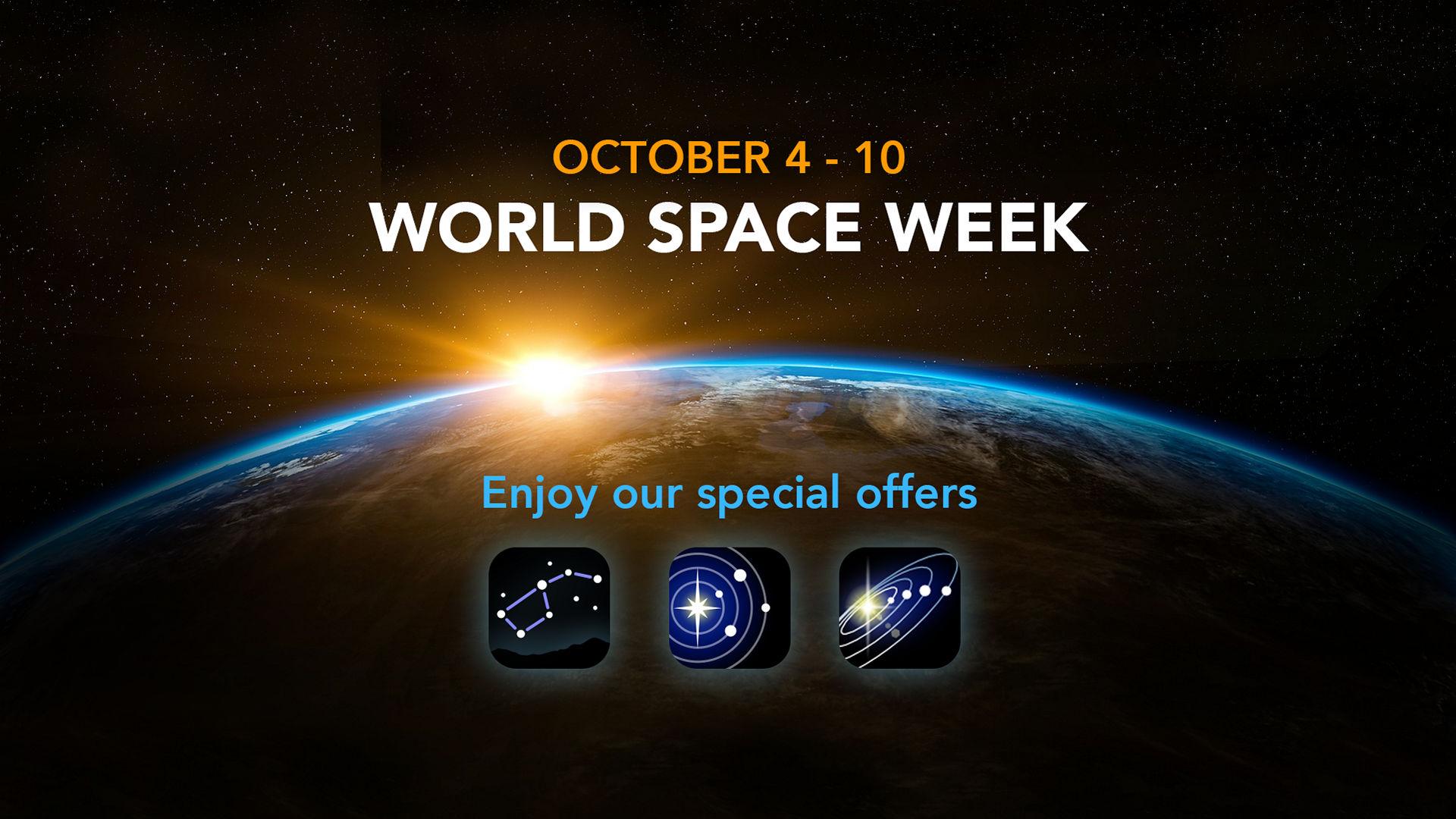 Всемирная неделя космоса 2019