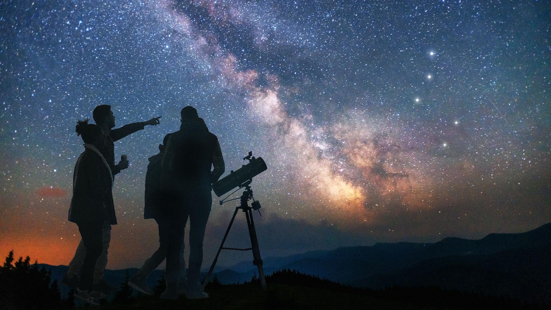 Suggestions pour l'observation des étoiles en septembre