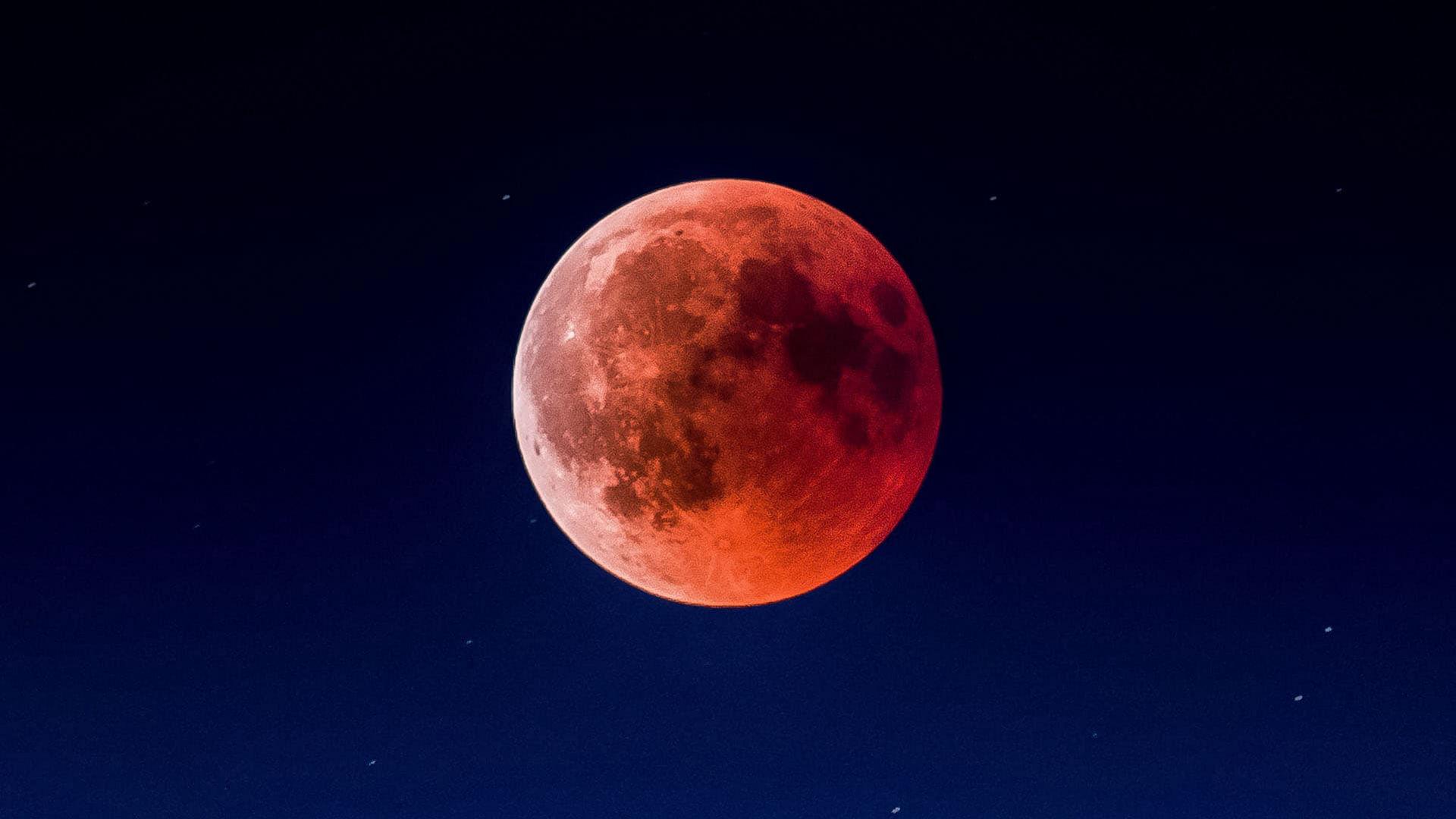 Super Blood Moon 2021 v2