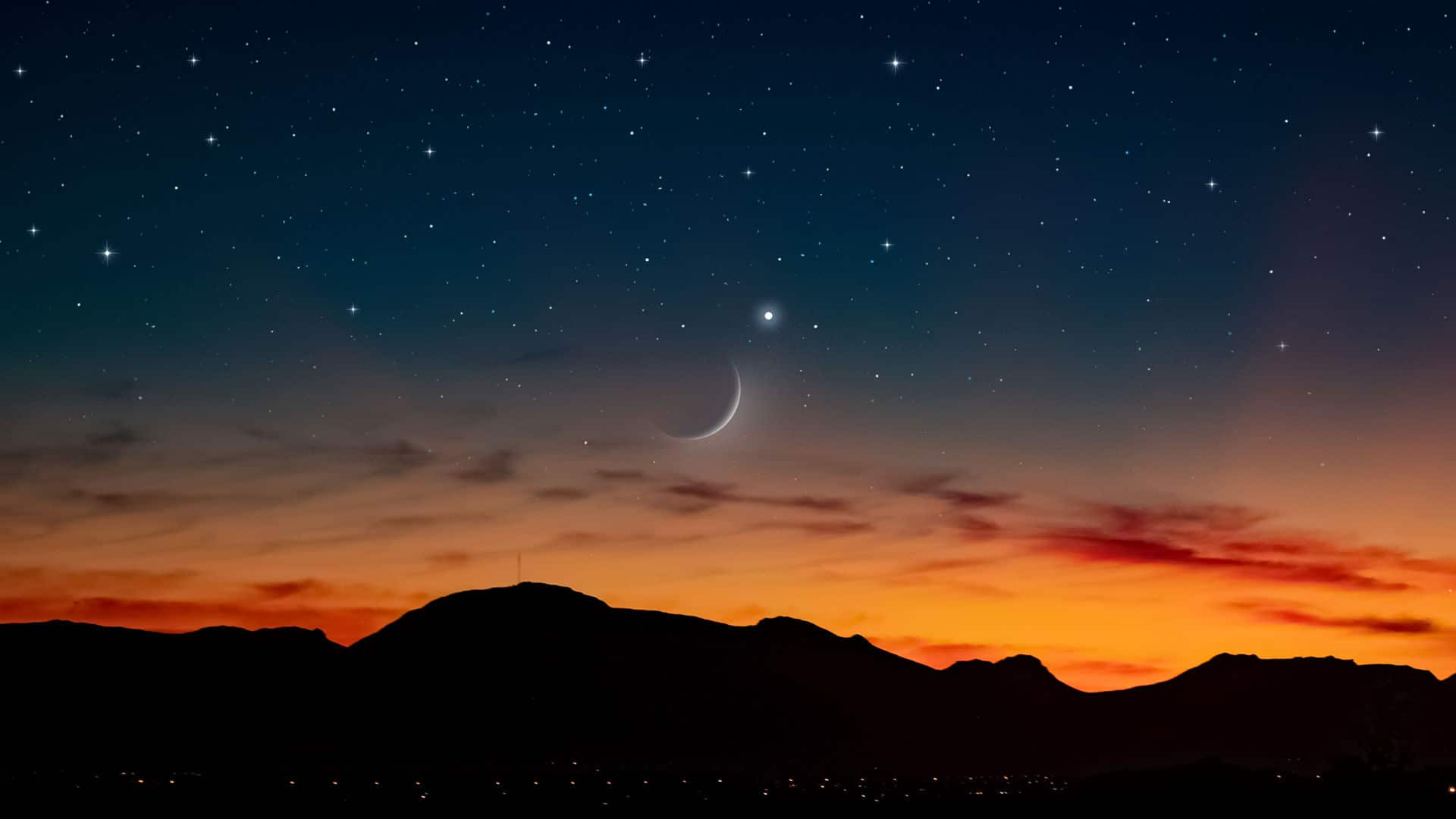 Catch the Duo of the Moon and Mercury in the January Sky