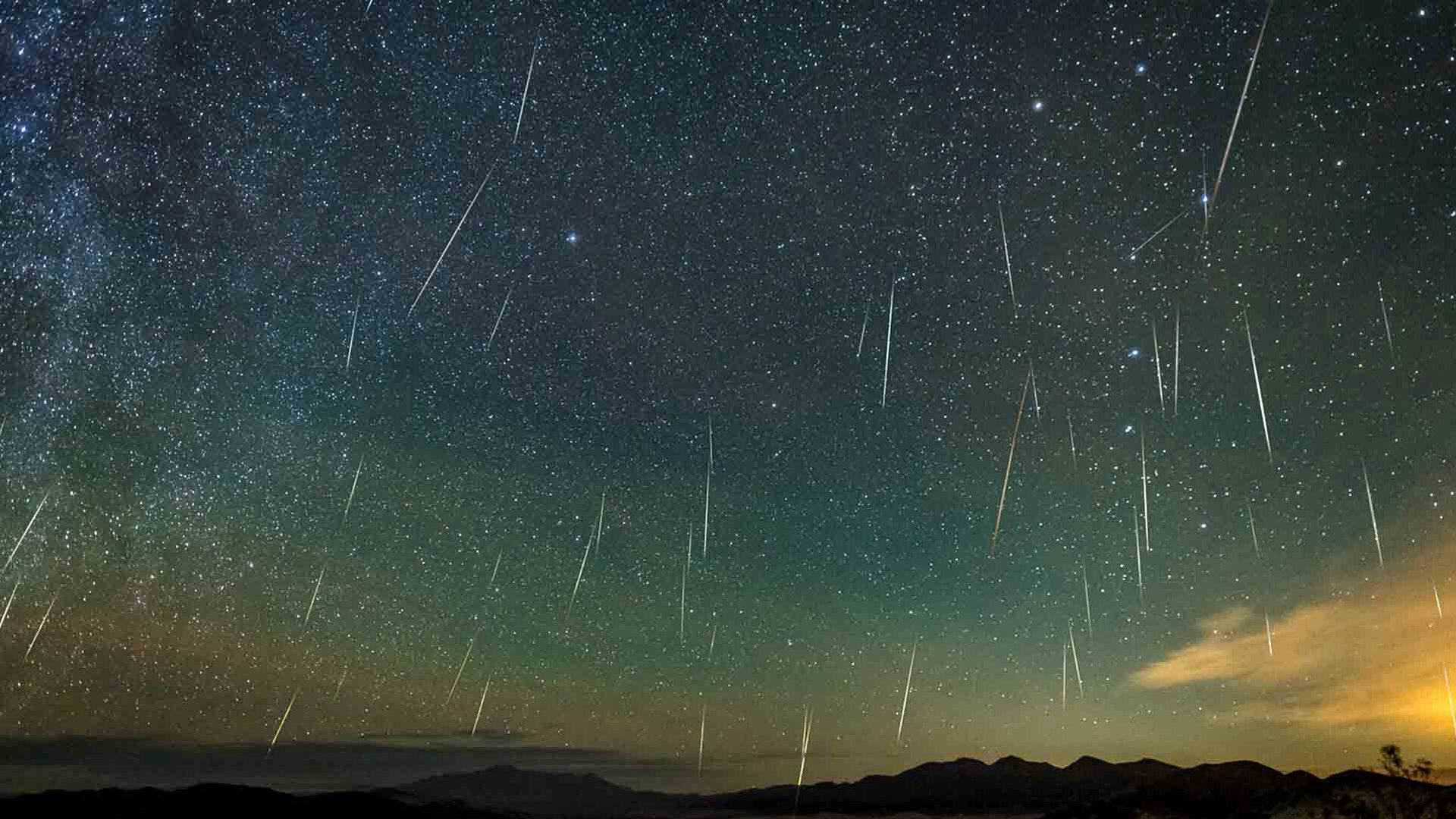The Eta Aquariid Meteor Shower May 2021