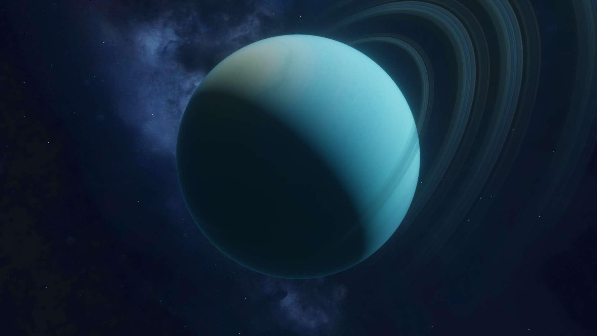 天王星について分かりやすい:一番寒い惑星